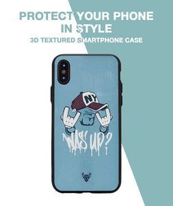 What's Up NYC Case For iPhone XS MAX