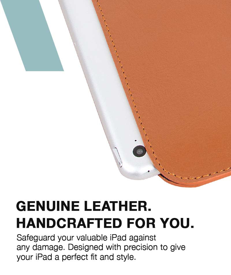 Adventure Aerial View Sleeve For iPad 10.5