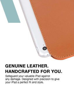 Adventure Aerial View Sleeve For iPad 9.7""
