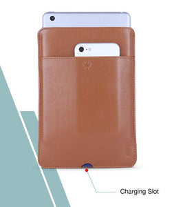 Adventure Aerial View Sleeve For iPad mini 4