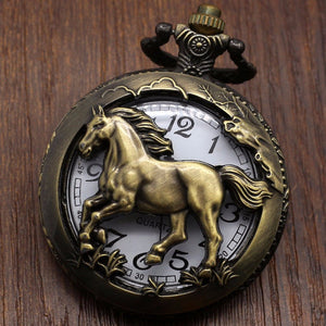 Andalusian Pocket Watch - KENETIC WAREHOUSE
