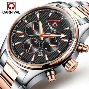 CARNIVAL Automatic Watch 30M - KENETIC WAREHOUSE