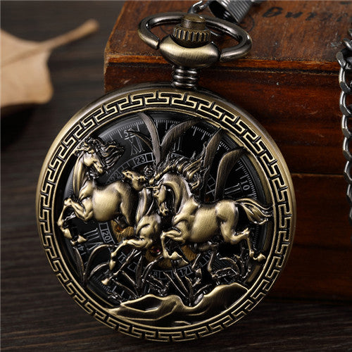 Friesian Pocket Watch - KENETIC WAREHOUSE