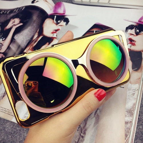 Sunglasses iPhone Case - Royal Loot