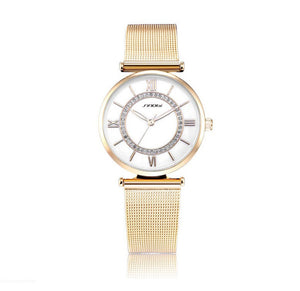 Luxury Diamond Ladies Wristwatch - Royal Loot