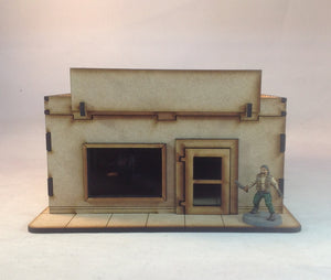 Store Front BC001 28mm Big City Streets Building kit