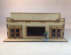 Store Front BC200 28mm Big City Streets Building kit