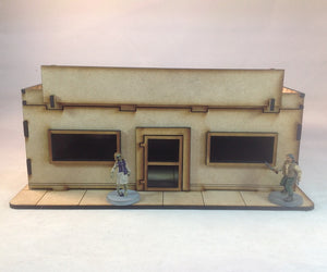 Store Front BC201 28mm Big City Streets Building kit