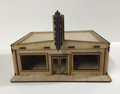EZ Pawn Shop v1 28mm Building Kit