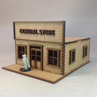 General Store 28mm Old West Building
