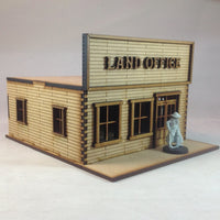 Land Office 28mm Old West Building