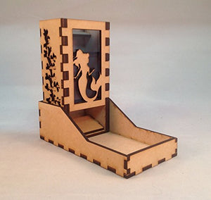 Mermaid Dice Tower v1
