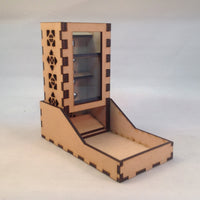 Window Dice Tower v1