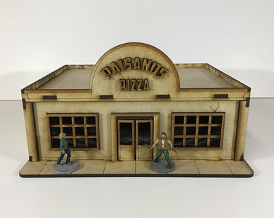 Paisanos Pizza 28mm Building Kit (v2)