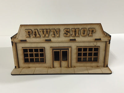 Pawn Shop v1 28mm Building Kit