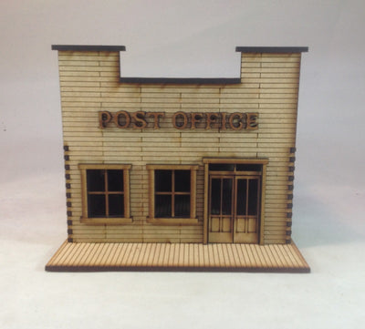 Post Office 28mm MDF Terrain Kit