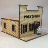 Post Office 28mm Old West Building