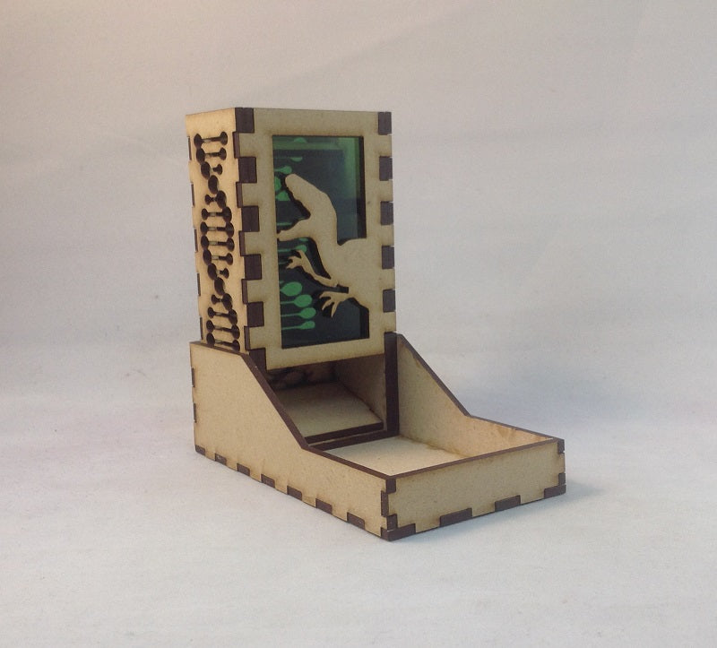 Raptor Dice Tower v1