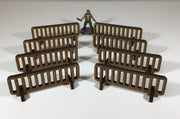 Safety Barriers / Fences 28mm Terrain Kit