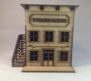 Undertaker 28mm Old West Building