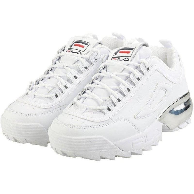 Cheap Fila Disruptor 2A Chrome White SHOES