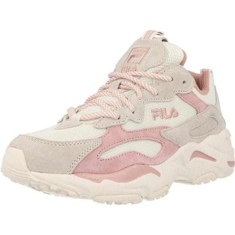 Cheap Fila Ray Tracer Gardenia Misty Rose SHOES