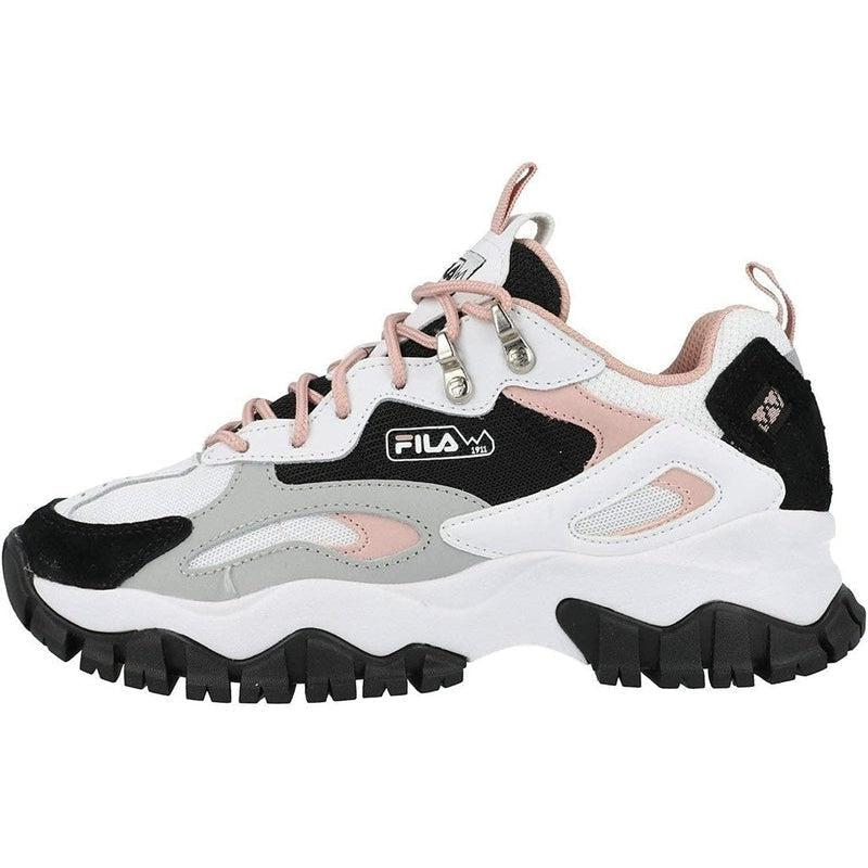 Cheap Fila Ray Tracer TR 2 White/Black/Misty Rose SHOES
