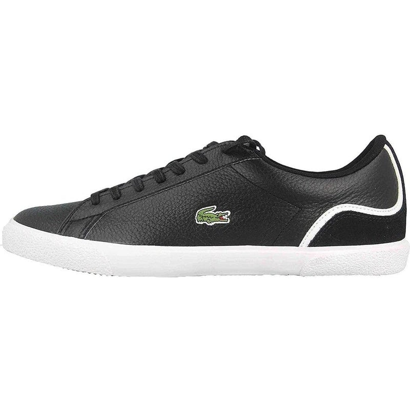 Cheap Lacoste Lerond 120 7 CMA Black White SHOES