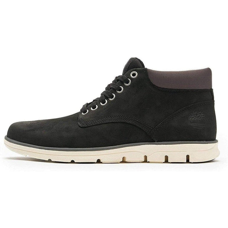 Cheap Timberland Chukka Leather Black SHOES
