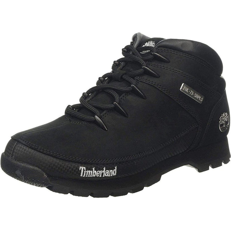Cheap Timberland Euro Sprint Black  SHOES