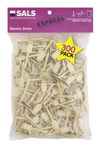 SALS Express - Stem 3.0mm - 300 Piece Bag