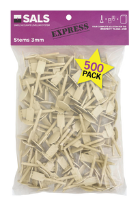 SALS Express - Stem 3.0mm - 500 Piece Bag
