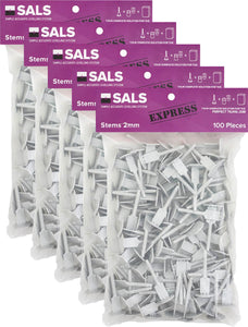 SALS Express - Stem 2.0mm - 5 x 100 Piece Bag - Wholesale