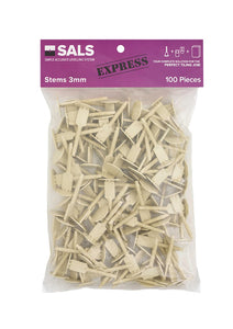 SALS Express - Stem 3.0mm - 100 Piece Bag