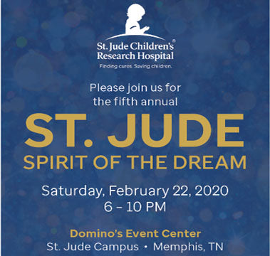 5th Annual St. Jude Spirit of The Dream 2020