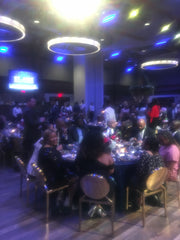 Guests seated at the 5th annual St. Jude Spirit of the dream event in Memphis Tn