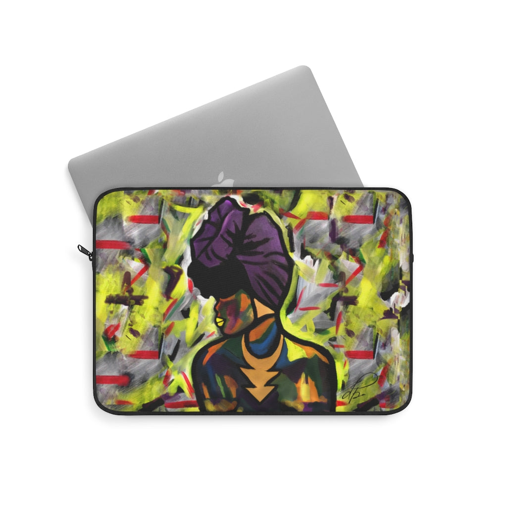 Mixed Melanin Laptop Sleeve