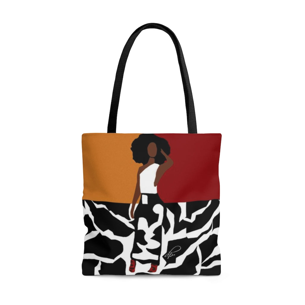 Command The Room Tote Bag