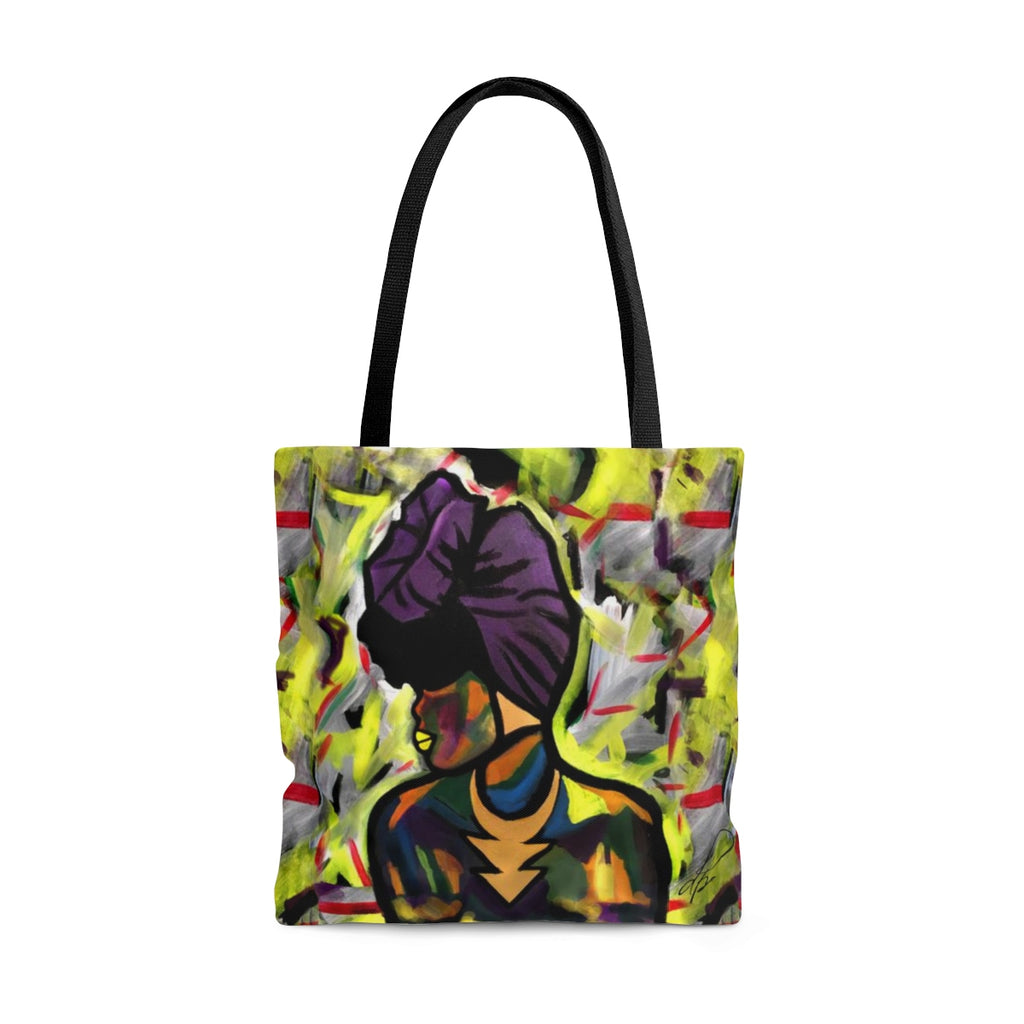 Mixed Melanin Tote Bag