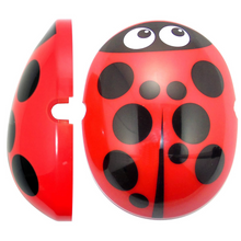 Load image into Gallery viewer, Edz Kidz Caps for Children Ear Defenders - Ladybird, care & safety, for disabled children.