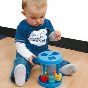 Children toy, Sound Puzzle Box, motor and cognitive skills, for children with disabilities.