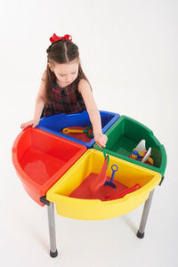 Exploration Circle Stand and Cover, toys and learning resource, for disabled Children.