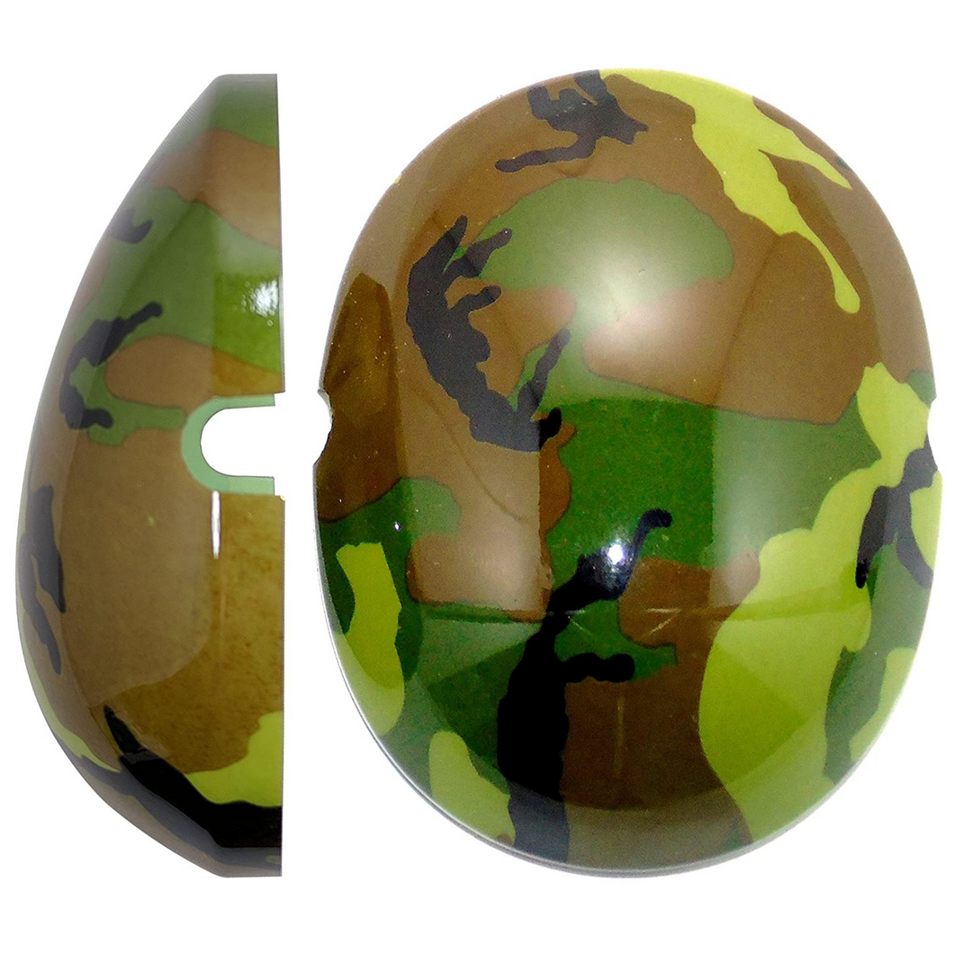 Edz Kidz Caps for Children Ear Defenders - Camo, care & safety, for disabled children.