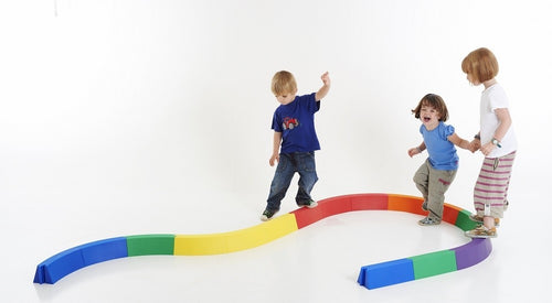 Balancing Path, toys and learning, for disabled Children