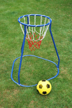 Load image into Gallery viewer, Children toy, Basketball Stand, motor and cognitive skills, for children with disabilities.