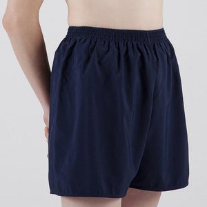 Navy Boys Swim Shorts, Swimwear, for disabled children.