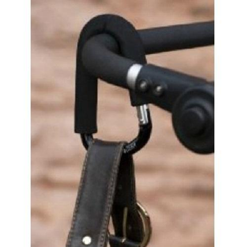 buggy clip and lock