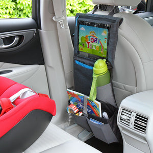 Car Seat Organiser, out and about, for disabled children.