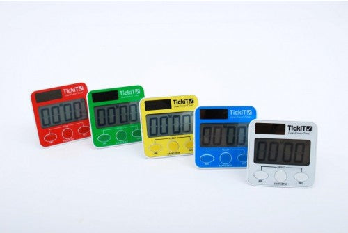 Dual Power Timers, Learning resources, for disabled children.