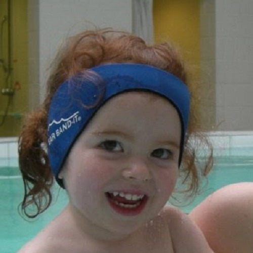Ear Band-It Swimming Headband, Swimwear, for disabled children.